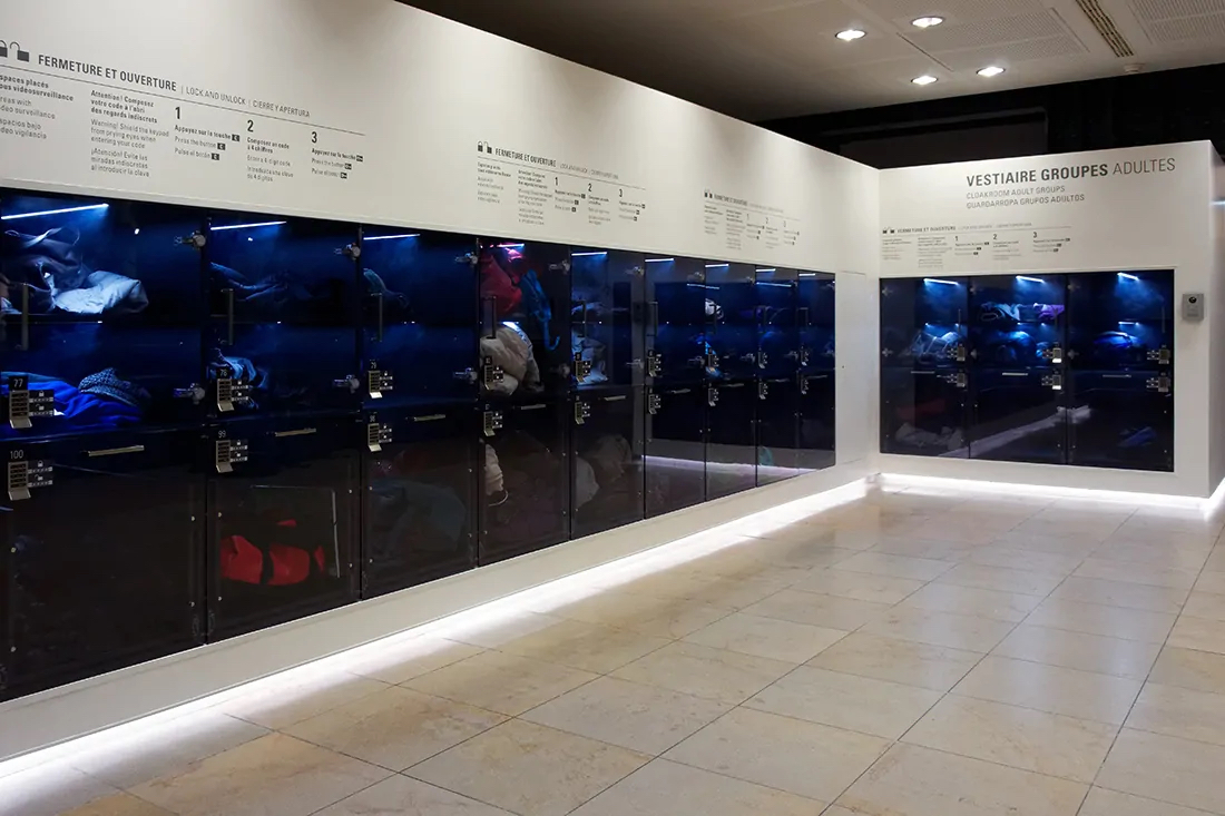 Collective Lockers